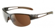 Adidas A389 Adilibria Halfrim/S Sunglasses Sunglasses - 6051 Shiny Brown / Chocolate