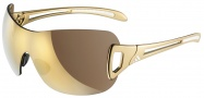 Adidas A383 Adilibria Shield/L Sunglasses Sunglasses - 6055 Gold / White