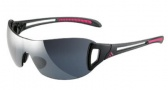 Adidas A382 Adilibria Shield S Sunglasses Sunglasses - 6058 Shiny Black / Grey Silver Gradient