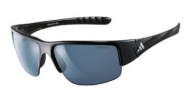 Adidas A379 Mactelo Sunglasses Sunglasses - 6050 Shiny Black / Grey