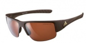 Adidas A379 Mactelo Sunglasses Sunglasses - 6052 Matte Dark Chocolate