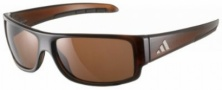 Adidas A374 Kundo Sunglasses Sunglasses - 6054 Black / Grey