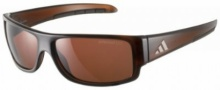 Adidas A374 Kundo Sunglasses Sunglasses - 6055 Chocolate / Camel