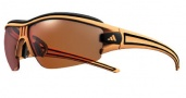 Adidas A167 Evil Eye Halfrim Pro L Sunglasses Sunglasses - 6058 Neon Orange