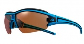 Adidas A167 Evil Eye Halfrim Pro L Sunglasses Sunglasses - 6059 Neon Blue