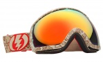 Electric EG2 Goggles Goggles - Tanner Rainville Bronze / Red Chrome Lens