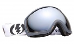 Electric EG2 Goggles Goggles - Gloss Black / Bronze Red Chrome Lens