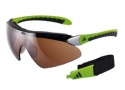 Adidas A177 Supernova Pro S Sunglasses Sunglasses - 6053 Green / Black
