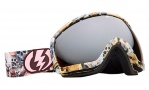 Electric EG2.5 Goggles Goggles - Helter Skulter / Bronze Silver Chrome Lens