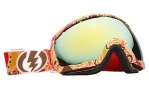 Electric EG2.5 Goggles Goggles - Feel Good / Bronze Gold Chrome Lens