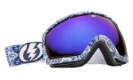 Electric EG2.5 Goggles Goggles - Guru / Bronze Blue Chrome Lens