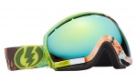 Electric EG2.5 Goggles Goggles - Creamy / Bronze Gold Chrome Lens
