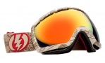 Electric EG2.5 Goggles Goggles - Ilkka Backstom / Bronze Red Chrome Lens