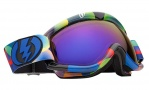 Electric EG1S Goggles Goggles - Atmosphere / Bronze Blue Chrome Lens