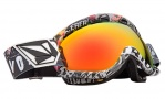 Electric EG1S Goggles Goggles - VCO Lab / Bronze Red Chrome Lens