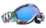 Electric EG1S Goggles Goggles - Cheryl Maas / Bronze Blue Chrome Lens