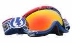 Electric EG1S Goggles Goggles - Andreas Wilg / Bronze Red Chrome Lens