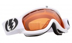 Electric EG.5S Goggles Goggles - Gloss White / Orange Lens