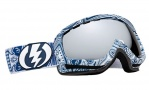 Electric EGK Goggles Goggles - Guru / Bronze Blue Chrome Lens