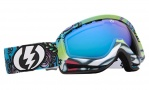 Electric EGK Goggles Goggles - Cheryl Maas / Bronze Blue Chrome Lens