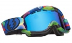 Electric EG1 Goggles Goggles - Atmosphere / Bronze Blue Chrome Lens