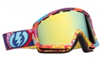 Electric EG1 Goggles Goggles - Indoglo / Bronze Red Chrome Lens