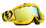 Electric EG1 Goggles Goggles - Yellow / Bronze Gold Chrome Lens
