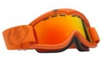Electric EG1 Goggles Goggles - Orange / Bronze Red Chrome Lens