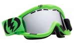 Electric EG1 Goggles Goggles - Matte Lime / Bronze Silver Chrome Lens