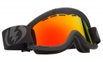 Electric EG1 Goggles Goggles - Matte Black / Bronze Red Chrome Lens
