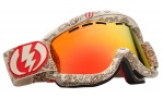 Electric EG1 Goggles Goggles - Ilkka Backstrom / Bronze Red Chrome Lens