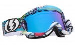 Electric EG1 Goggles Goggles - Cheryl Maas / Bronze Blue Chrome Lens