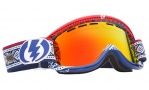 Electric EG.5 Goggles Goggles - Andreas Wilg / Bronze Red Chrome Lens