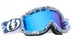 Electric EG.5 Goggles Goggles - Guru / Bronze Blue Chrome Lens