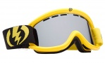 Electric EG.5 Goggles Goggles - Yellow / Bronze Silver Chrome Lens