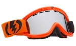Electric EG.5 Goggles Goggles - Orange / Bronze Red Chrome Lens