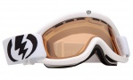 Electric EG.5 Goggles Goggles - Gloss White / Orange Lens