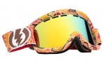 Electric EG.5 Goggles Goggles - Feel Good / Bronze Gold Chrome Lens