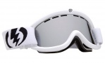 Electric EG.5 Goggles Goggles - Gloss White / Bronze Silver Chrome Lens