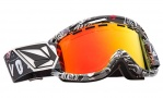 Electric EG.5 Goggles Goggles - VCO Lab / Bronze Red Chrome Lens