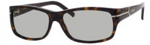 Yves Saint Laurent 2292/S  Sunglasses - 02B7 Horn Walnut / X7 Brown Lens