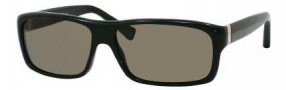 Yves Saint Laurent 2309/S Sunglasses Sunglasses - 0807 Black / NR Brown Gray Lens