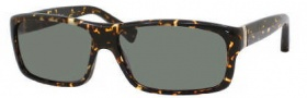 Yves Saint Laurent 2309/S Sunglasses Sunglasses - 0IL5 Havana Spotted / 85 Gray Green Lens