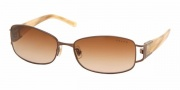 Ralph by Ralph Lauren RA4023 Sunglasses Sunglasses - 104/13 Brown / Tortoise Brown Gradient