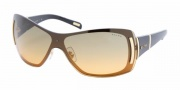 Ralph by Ralph Lauren RA4026 Sunglasses Sunglasses - 106/13 Gold Green / Yellow Gradient
