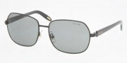 Ralph by Ralph Lauren RA4074 Sunglasses Sunglasses - 107/87 Black Gray