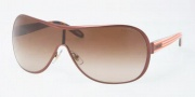 Ralph by Ralph Lauren RA4078 Sunglasses Sunglasses - 104/13 Brown Tortoise / Brown Gradient