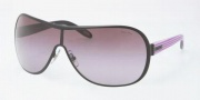 Ralph by Ralph Lauren RA4078 Sunglasses Sunglasses - 106/11 Gold / Gray Gradient