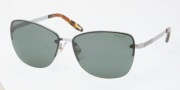 Ralph by Ralph Lauren RA4083 Sunglasses Sunglasses - 102/71 Silver Green