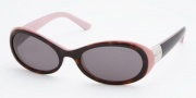 Ralph by Ralph Lauren RA5003 Sunglasses Sunglasses - 599/87 Dark Tortoise / Pink Gray